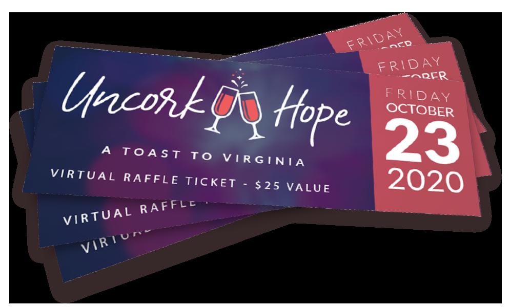 Uncork Hope tickets