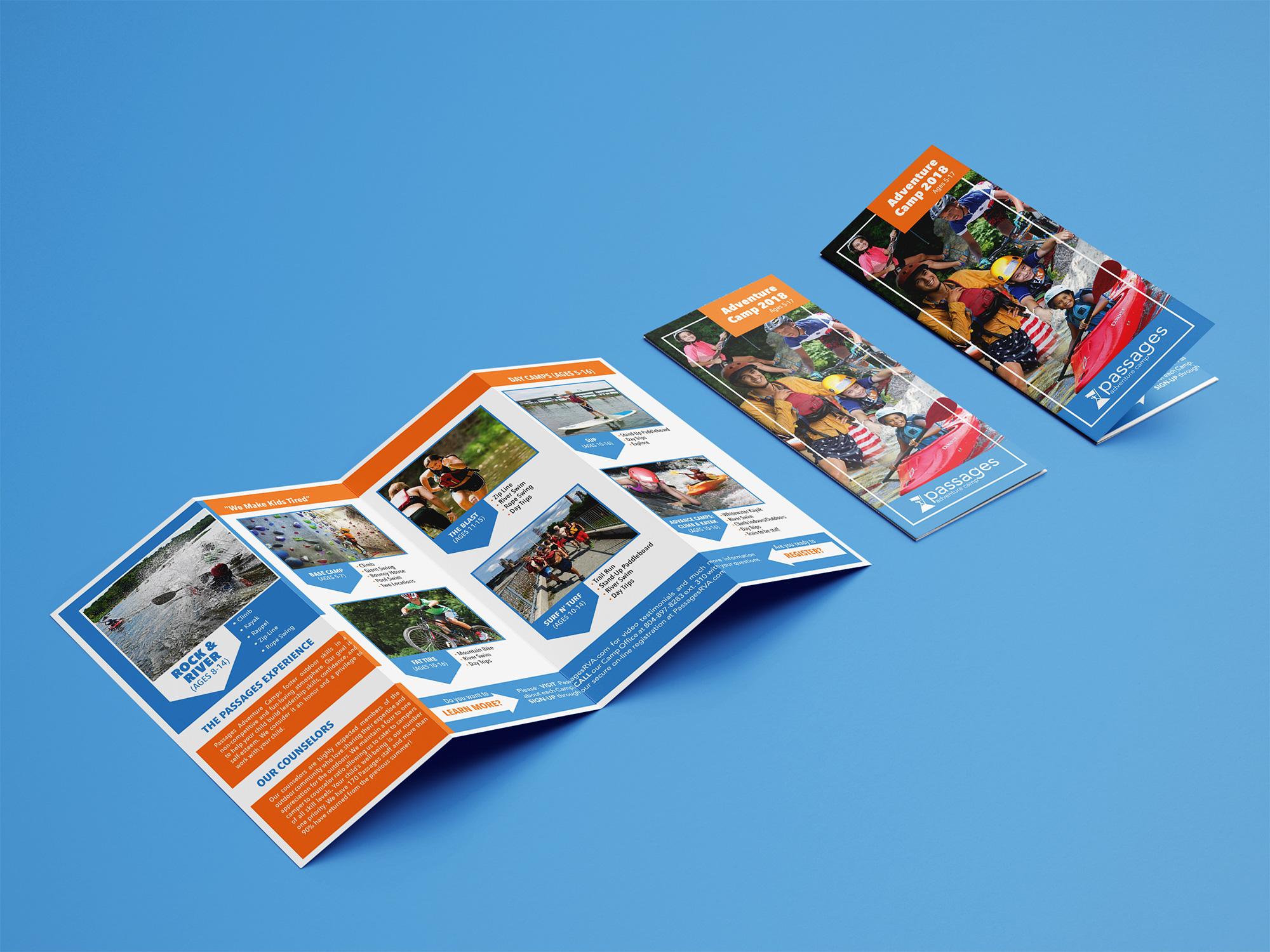 Passages brochure