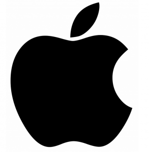 Current Apple Logo